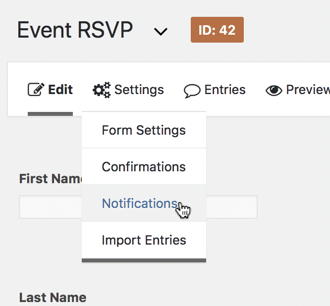 How to be notified when entries are updated in Gravity Forms using
