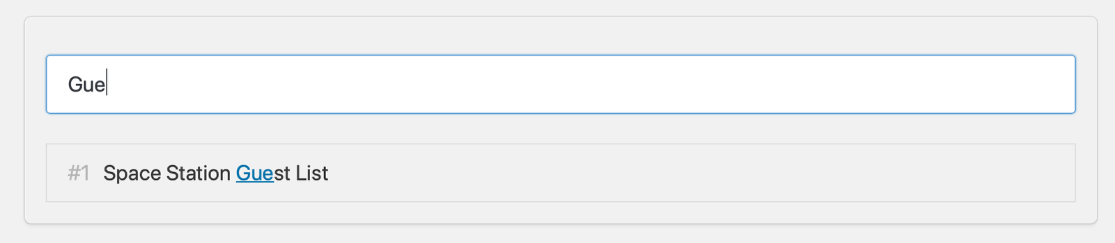 If you have many forms, you can type to search for the form you want to import to